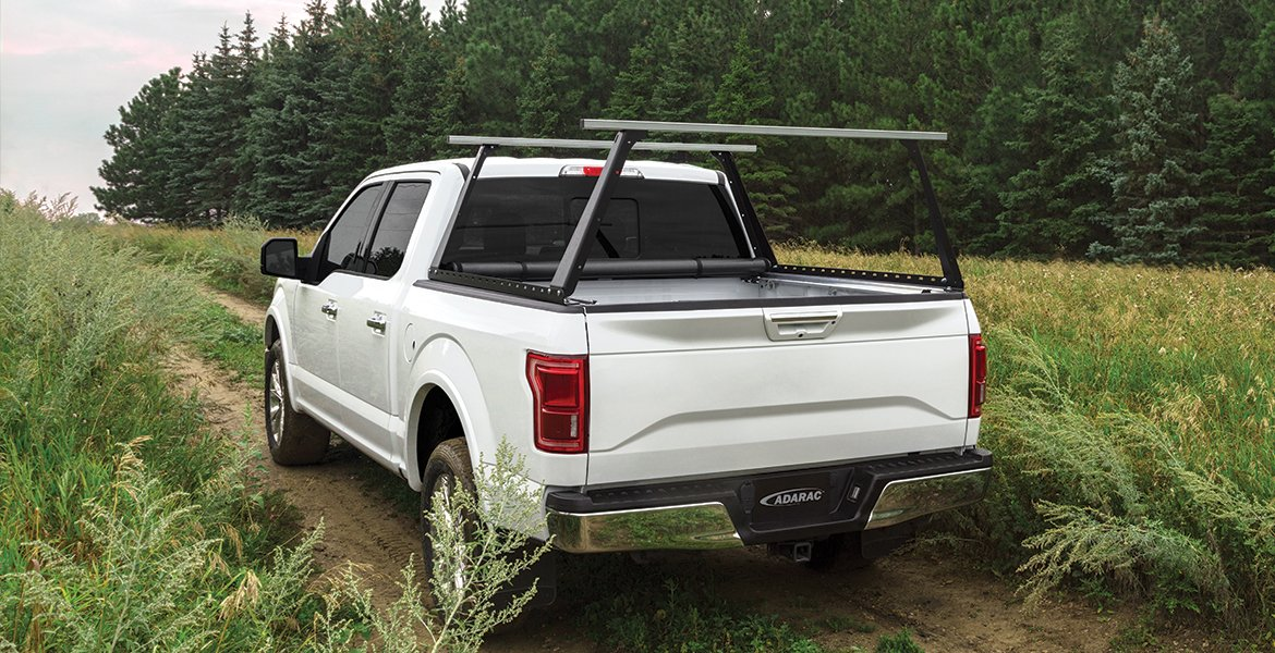 how to build a truck bed rack
