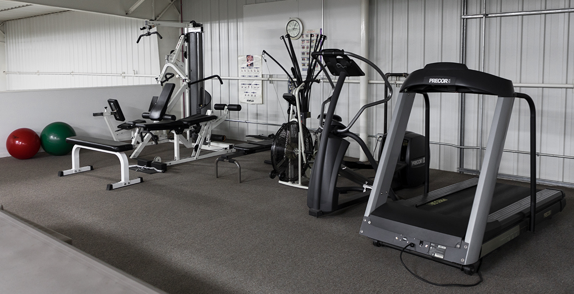 Work Place Exercise Equipment