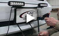 Install ACI Off-Road LED Light Wiring Harness