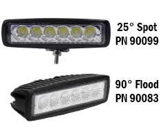 ACI 18W Off-Road LED Light