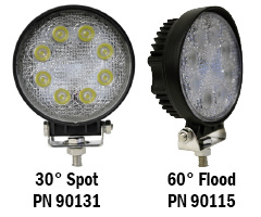 24W Off-Road LED Light
