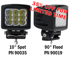 90W Off-Road LED Light