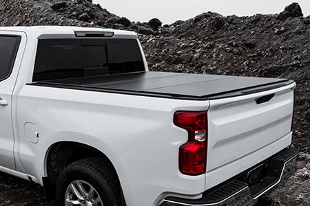 Lomax Folding Hard Tonneau Covers Lineup Tri Fold Truck Bed Covers