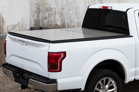 Tri Fold Truck Bed Cover >> Lomax Hard Tonneau Covers Lineup | Tri Fold Truck Bed Covers