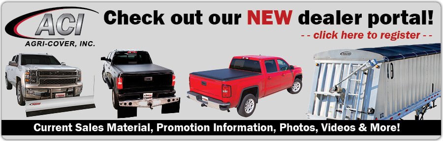 Visit our new Dealer Portal