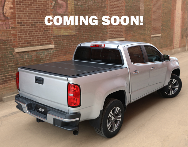 LOMAX Hard Truck Bed Cover