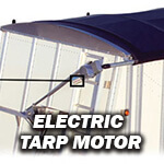 Electric Tarp Motor Serial Number