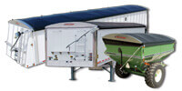 Agri-Cover Truck Roll Tarp Systems