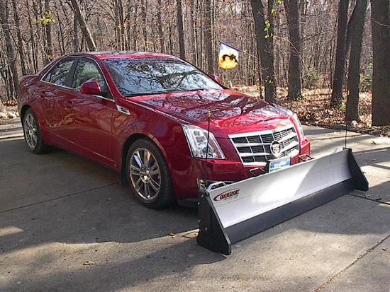 SnowSport HD Snow Plow
