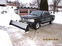 SnowSport LT Snow Plow