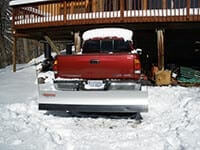 SnowSport 180 Snow Plow