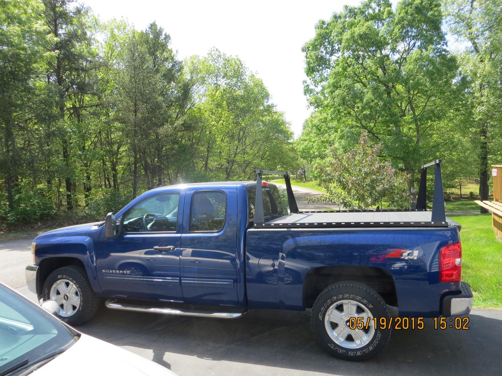 Adarac Truck Bed Rack