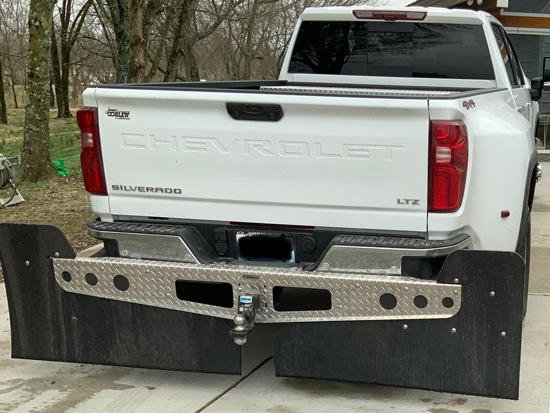 Rockstar Mud Flaps Review Image