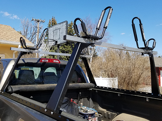 Adarac Truck Bed Rack Review Image