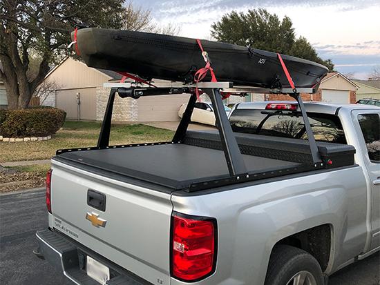 Adarac Truck Bed Rack Review Image