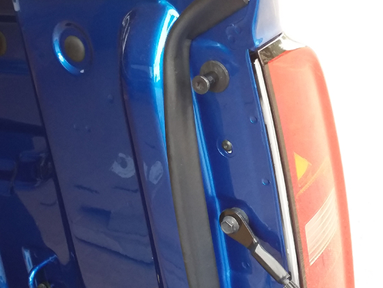 Access TrailSeal Tailgate Gasket Review Image
