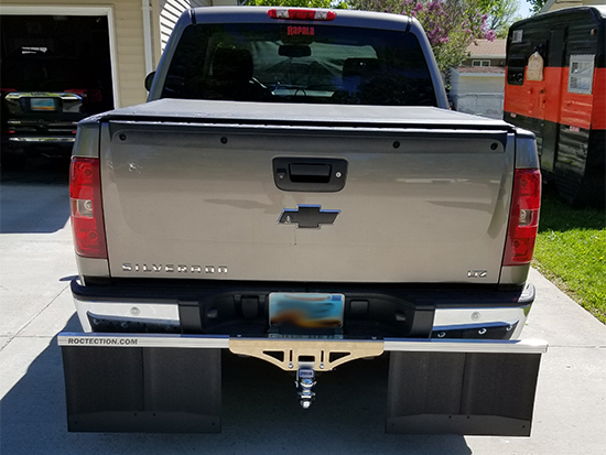Roctection Mud Flaps Review Image