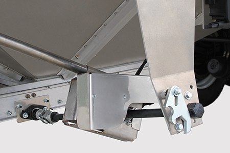 Electric Hopper Door Motor