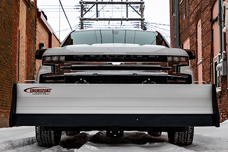 Mobile SNOWSPORT HD Utility Plow