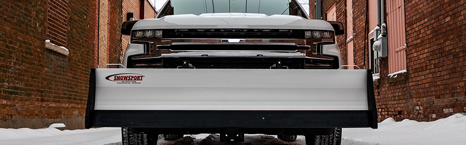 SNOWSPORT HD Utility Plow