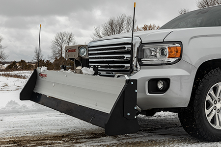 Mobile SNOWSPORT Electric Plow Winch