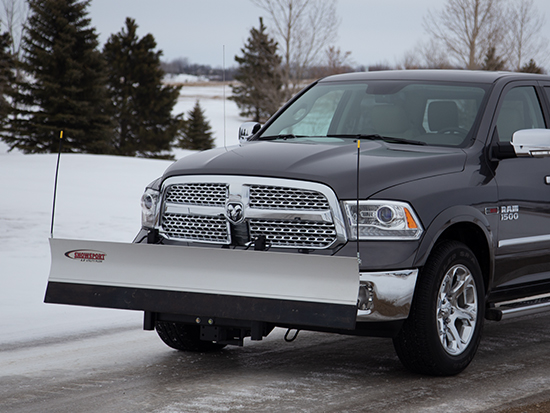 Ram 1500 Snow Plow Review