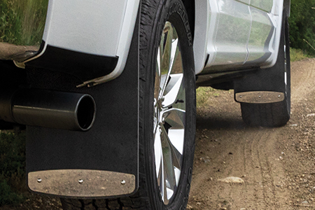 Splash Guard Mud Flaps