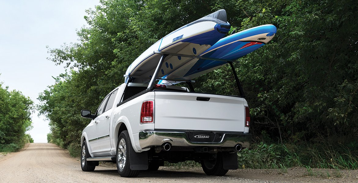 Adarac Truck Bed Racks Line Up Page Lineup